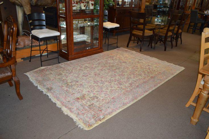 Karastan vintage kirman rug rugs 6x9 rugs karastan