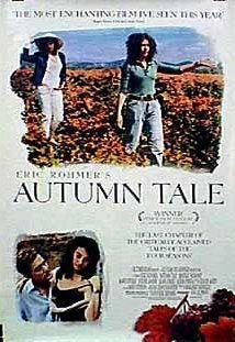 Conte d'automne (1998) Poster