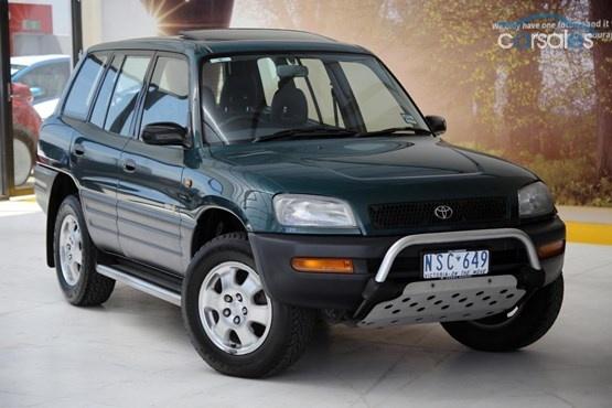 1996 TOYOTA RAV4 SXA11R