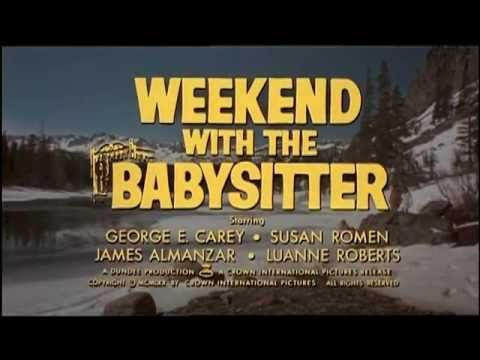 Weekend with the Babysitter (1971) trailer  (George E. Carey, Susan Romen, James Almanzar)