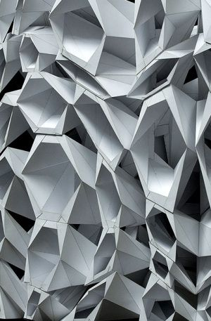 Inspiración cerámica. geometric architecture! arielrosesuares.wordpress.com