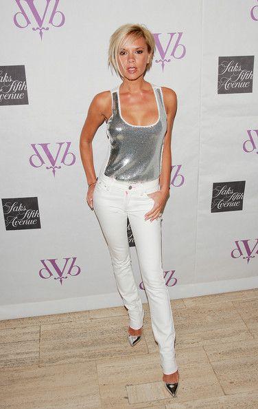 Shining Fashion Star - The Style Evolution of Victoria Beckham - Photos
