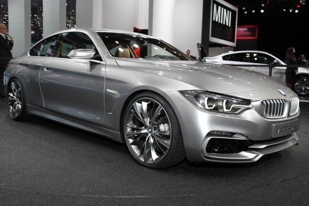 BMW Concept 4-Series Coupe #DetroitAutoShow #NAIAS #GermainBMW