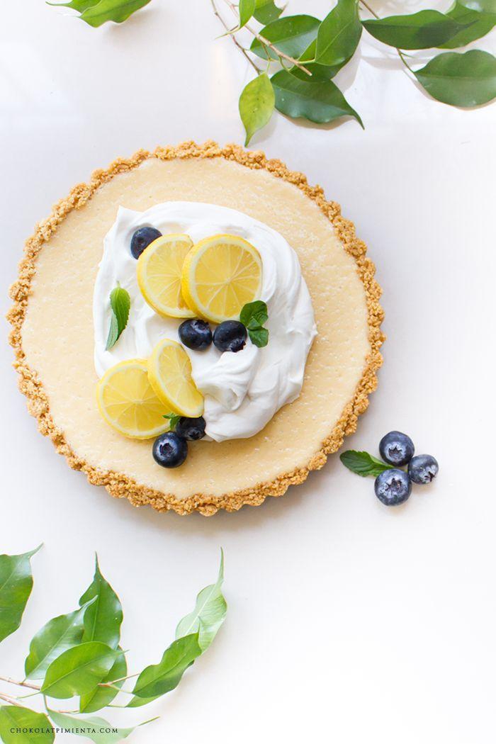 ... lemon pie ...
