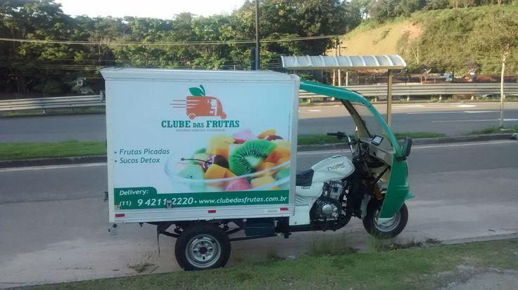 Moto Cargo Bau ( Tuc Tuc ) - Ano 2010 - 2790 km - no MercadoLivre
