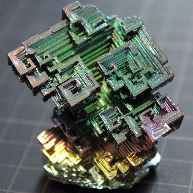 Tutte le dimensioni |Bismuth (Bi) Crystals | Flickr – Condivisione di foto!