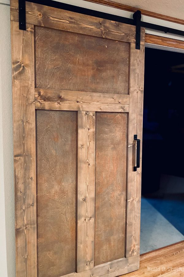 Diy Sliding Barn Door Designs In 2020 Diy Sliding Barn Door