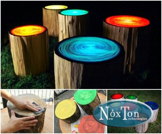 Люминесцентная краска для дерева и деревянных поверхностей. Краска используется для нанесения на любые породы дерева. Образуя прочную матовую пленку, обеспечивает отличную защиту изделия, при этом создает яркий эффект автономного свечения. Светящаяся краска для дерева абсолютно не токсична и может использоваться внутри и снаружи помещения. Нанесение возможно как кистью, так и пульверизатором. Окрашенная поверхность, заряжается от любого источника света и автономно светится в темноте до 12…