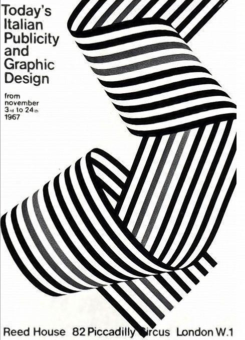 """Franco Grignani : """"Grafica cinetica"""""""