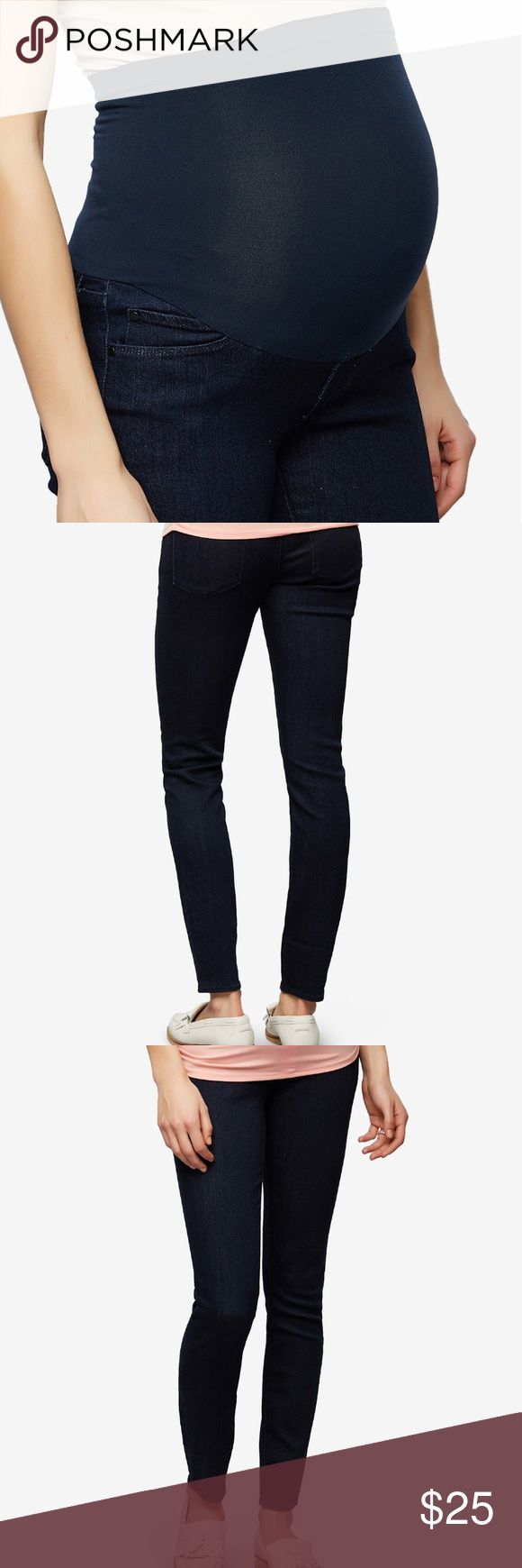 Articles of society maternity dark wash jeans Articles of society dark wash maternity jeans size 28 Articles Of Society Jeans Skinny