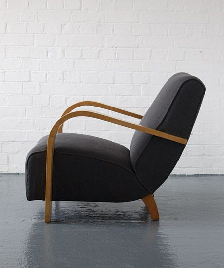 Love this 1930s armchair