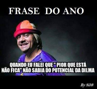 Imagem e Frases Facebook: As mais Engraçadas Aqui.: Pior não fica, né Tirica?