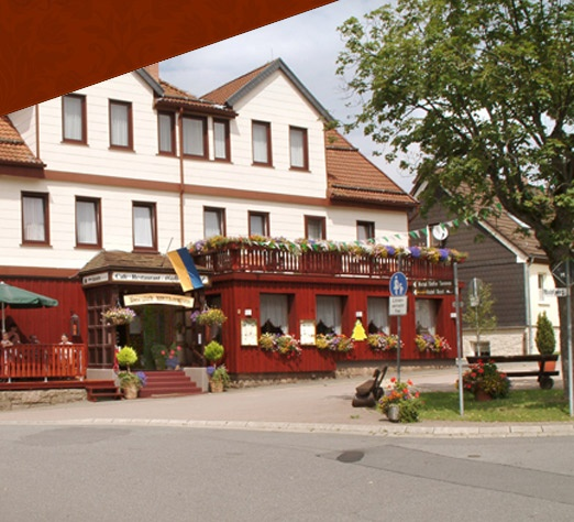 Müllers Hotel, Braunlage in the Harz Mountains of Germany.