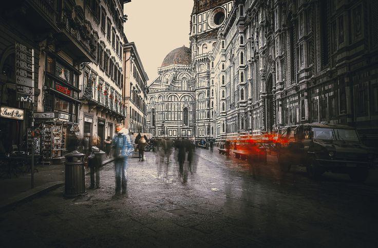 Florence - Cattedrale di Santa Maria del Fiore - Firenze (Italy)