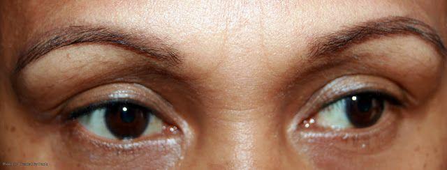 BEAUTY - My eyebrow routine