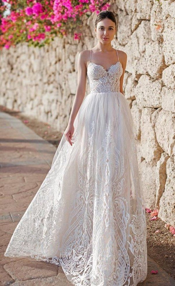 50 Best Summer Wedding Dress Ideas For Brides