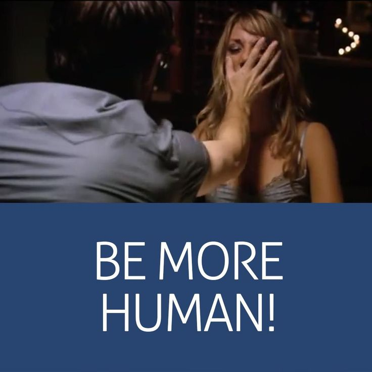 Be More Human! Online dating tips from Partner Find dating website. http://www.partnerfind.singles/online-dating-tips/be-more-human