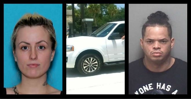 MORGAN COUNTY, Ala. - Sheriff Ana Franklin is asking for your help finding a woman who may know the location of an inmate authorities say escaped from the Morgan County Jail.  Morgan County deputies are looking to question 22-year-old Chloe Anne German of Decatur. Authorities believe she may be driving a white 2008 Ford Expedition, Eddie Bauer Edition, with the Alabama tag #9293AV6.