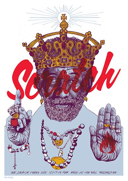 GigPosters.com - Lee Scratch Perry