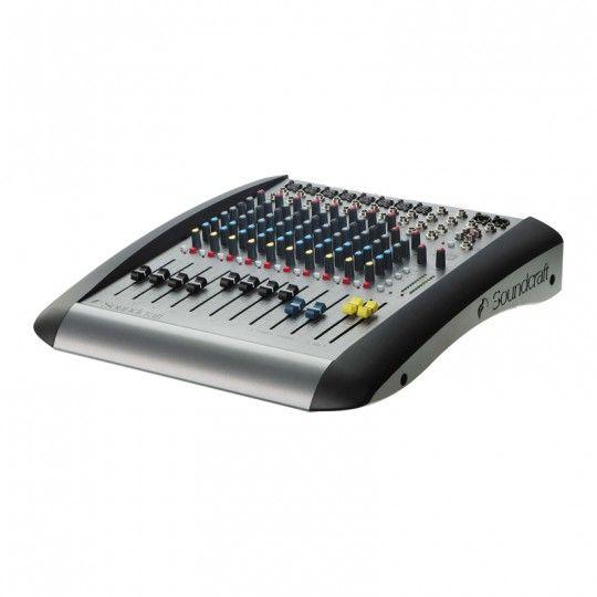 Soundcraft Spirit E8 mixer. (Te Koop)