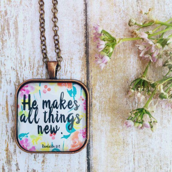 Adoption Fundraiser Scripture Jewelry