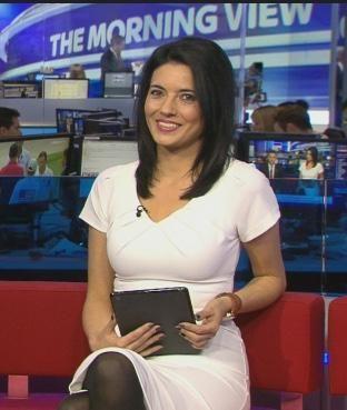 Natalie Sawyer Sky Sports News -