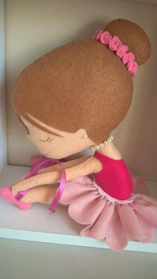 El Armario Hn Nuevas Decoraciones ~ 25+ melhores ideias sobre Molde boneca de feltro no Pinterest Boneca serelepe, Molde boneca
