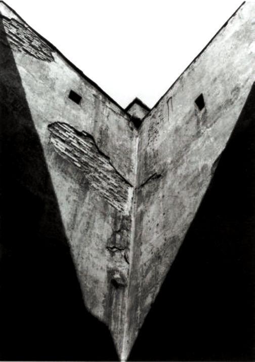 Jerzy Lewczyński - Crucifixion, 1956