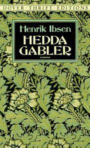 Hedda Gabler by Michelle Lee