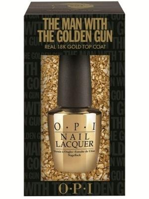 OPI is launching James Bond-inspired nail polish