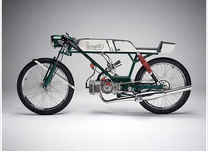"Janus Motorcycles – ""The Paragon"""