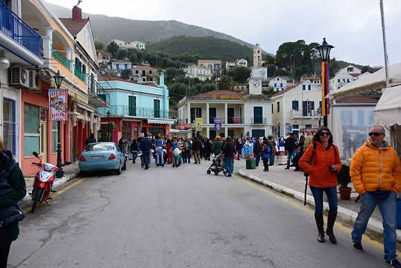Carnival on Ithaca Island Greece 2015 - Page 1