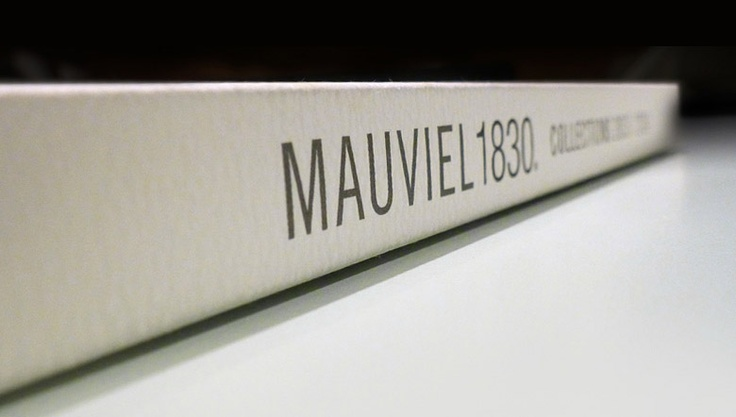Catalogue Mauviel 2013-2014 // Agence Attribut