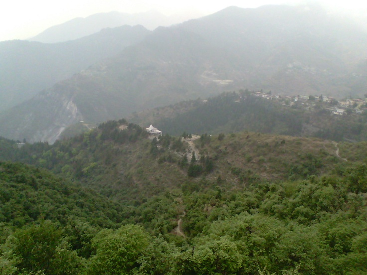 A view from Dhanaulti.