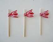 Holiday Drink Stirrers : Set of 25
