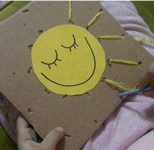 fine motor sun activities (2) « funnycrafts