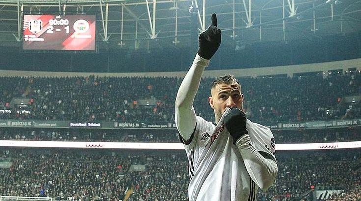 Quaresma'dan Vodafone Park'ı ayağa kaldıran gol
