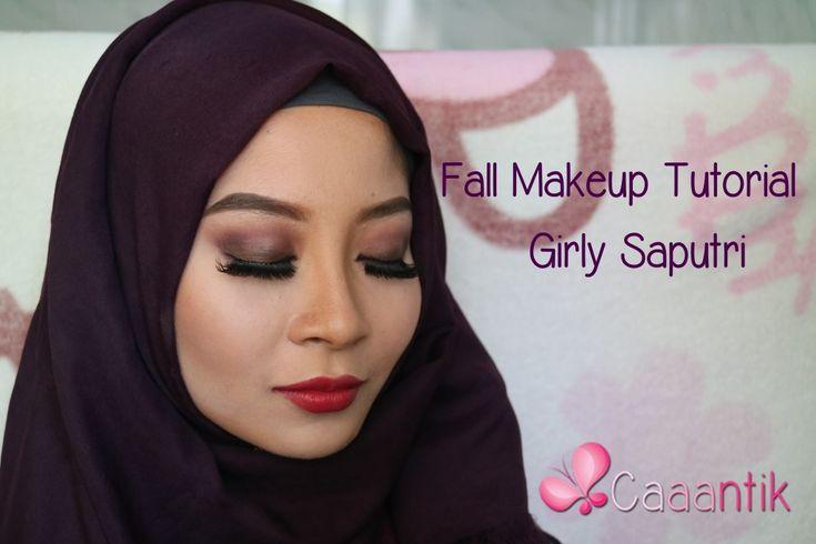Fall Makeup Tutorial | http://caaantik.com/131690/fall-makeup-tutorial.html