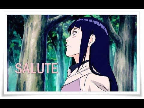 NARUTO GIRLS 「AMV」SALUTE