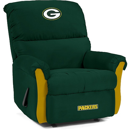 Imperial Green Bay Packers MVP Recliners $649.99   NFLShop.com