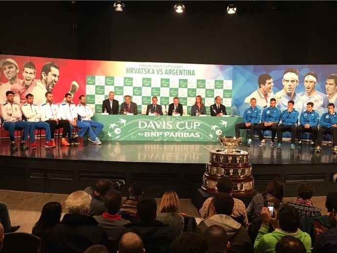 tênis sorteio chaves copa davis (Foto: Reprodução Twitter)