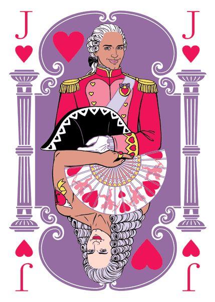 Hearts kingdom by Elena Dolgova, via Behance