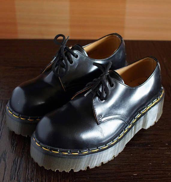 doc martin platform shoes