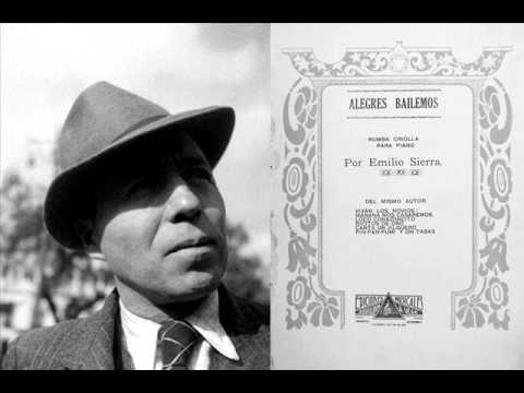 """Emilio Sierra Y Su Orquesta - """"Alegres Bailemos"""" (Rumba Criolla) Emilio Sierra  Emilio Sierra Y Su Orquesta Música Colombiana Clásicas Colombianas"""