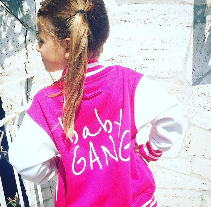www.mamibu.com  #kidsfashion #giubbottobambina #fuxia #babygang #mamibu #babyclothes #kidsclothes #fashion