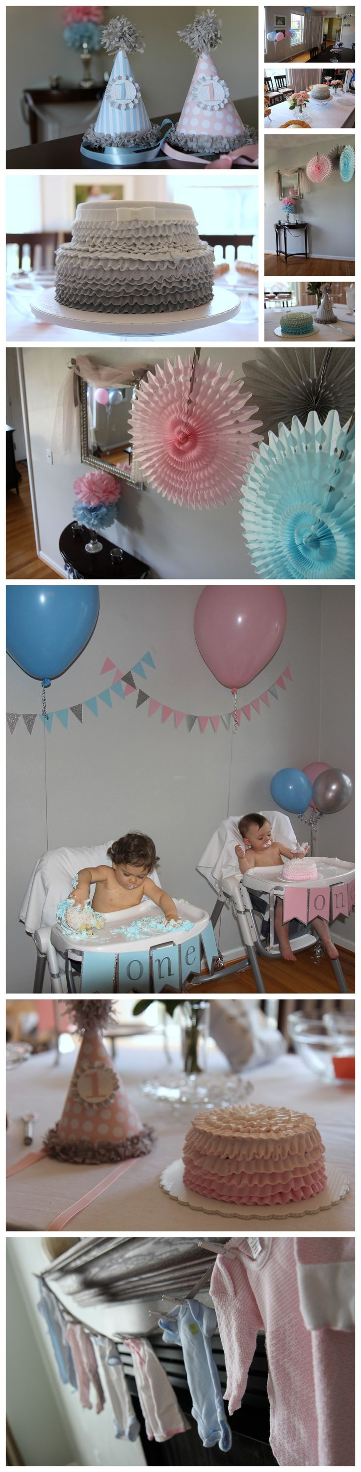 10 best twins birthday party images on Pinterest Birthdays Twin