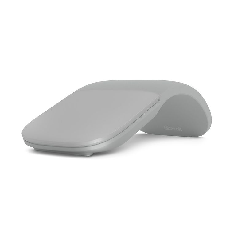 Microsoft Surface Arc Mouse, Light Gray
