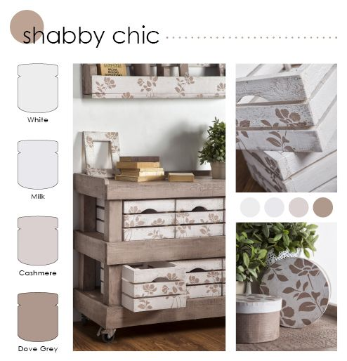 Color Line Shabby | Tommy art