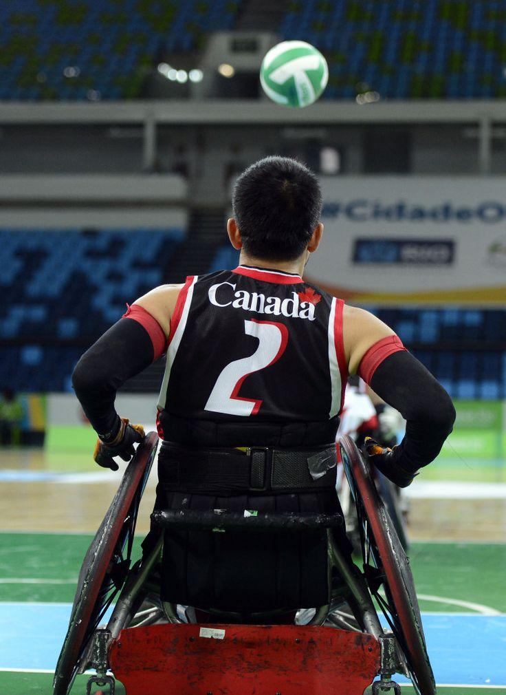 Foto: Tomaz Silva/Agência Brasilhttp://fotospublicas.com/aquecimento-olimpiadas-evento-teste-no-rj-com-selecoes-de-rugby-em-cadeira-de-rodas/