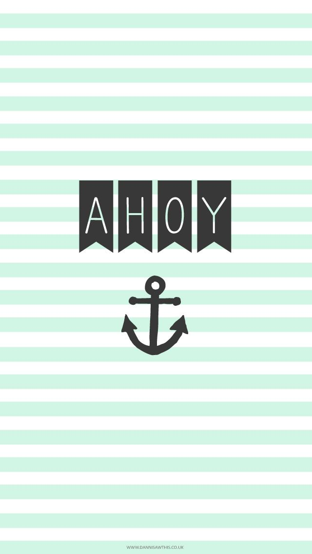 229 Best Images About Anchors Aweigh On Pinterest Iphone Wallpapers Iphone Backgrounds And
